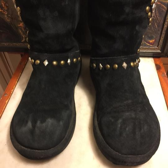 UGG Australia black/silver/brass Boots Image 8