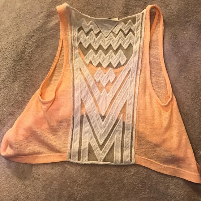 Arden B. Top light coral