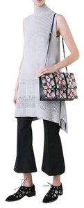 Proenza Schouler short dress Light Grey Melange Sweater Tunic Sleeveless Cashmere Knit on Tradesy