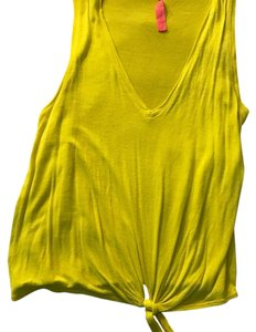 Eight Sixty Top yellow