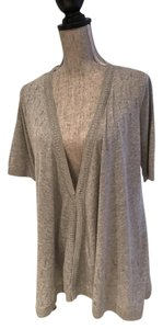 DKNY V-neck Tops Size Small Cardigan