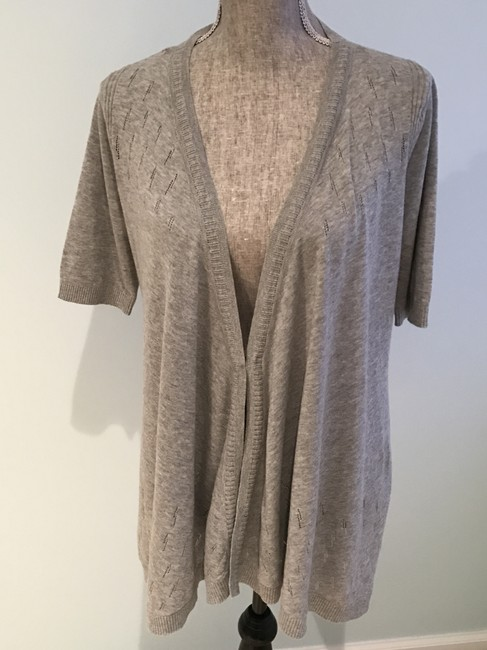 DKNY V-neck Tops Size Small Cardigan Image 1