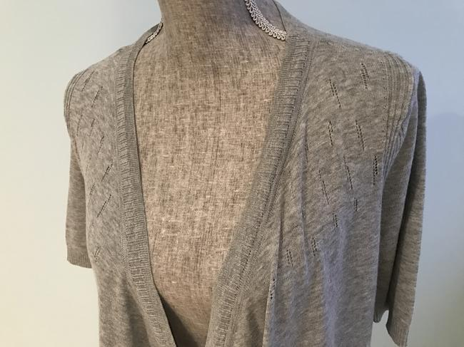 DKNY V-neck Tops Size Small Cardigan Image 4