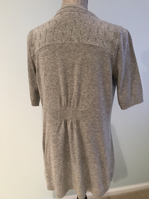 DKNY V-neck Tops Size Small Cardigan Image 6