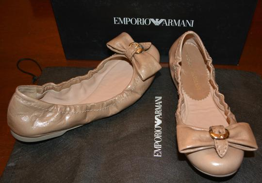 Emporio Armani Sandals Brown Flats Image 2