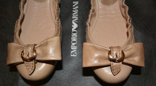 Emporio Armani Sandals Brown Flats Image 6