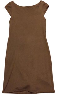 Alice + Olivia short dress olive on Tradesy