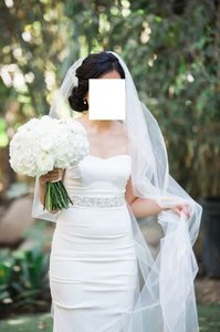 Nicole Miller Bridal Melanie Wedding Dress