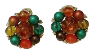 Other Beautiful Beaded Clip On Earrings