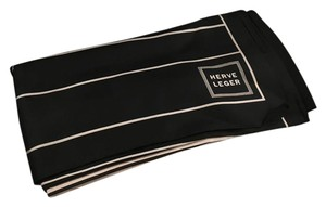 Herv Leger Authentic HERVE LEGER Silk SCARF in BOX