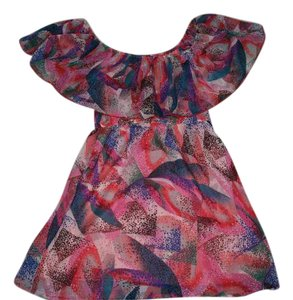American Rag short dress Multicolor on Tradesy