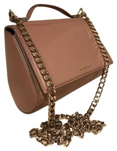 Givenchy Box Chain Pandroa Leather Cross Body Bag