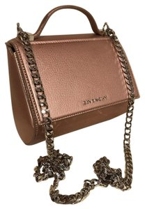 Givenchy Pandora Box Chain Leather Cross Body Bag