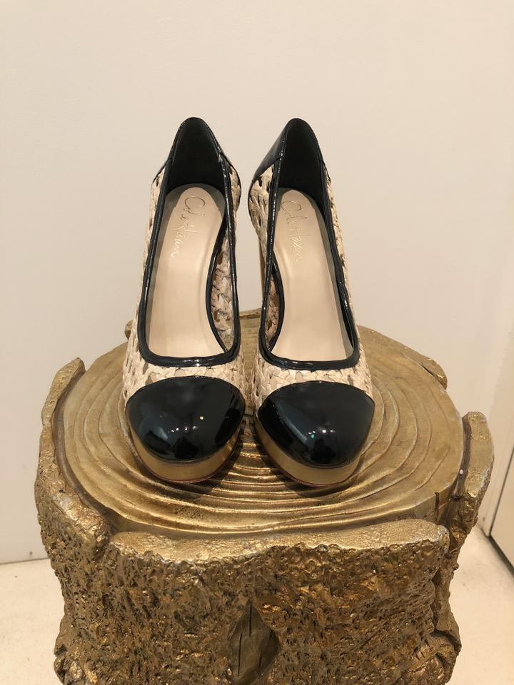 0e4e5e8d53a7 Cole Haan Black and White Spectator Pumps. Size  US 7 Regular (M ...