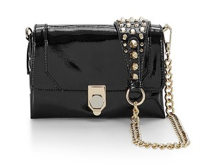 Rebecca Minkoff Leather Gold Jax New With Cross Body Bag
