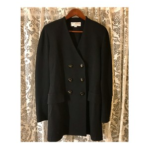 ST. JOHN COLLECTION by MARIE GREY Black Blazer