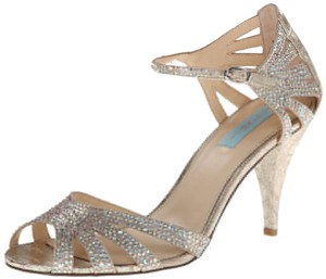 Betsey Johnson Champagne Fab Formal