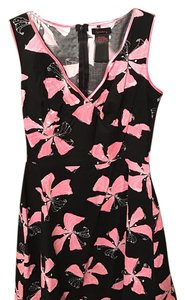 Speechless short dress Black & pink on Tradesy