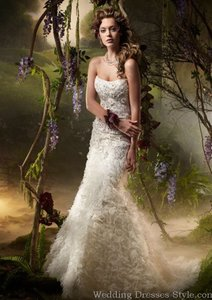 Lazaro 3010 Wedding Dress