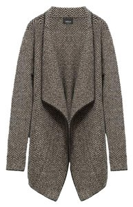 Zara Pointed Hem Knit Cardigan