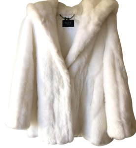 Faux England Fur Coat