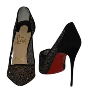 Christian Louboutin Brand New In Box BLACK Pumps