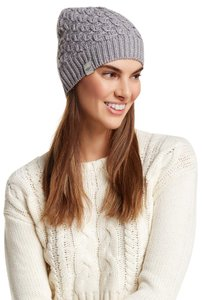 UGG Australia Nyla Wool Blend Lurex Metallic Thread Beanie