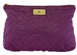 Tory Burch Quilted Large Pouch Pouch Hobo Bag