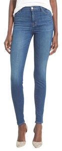 J Brand Maria Skinny Jeans-Medium Wash