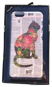 Sachi accessories Cat iPhone 6plus case