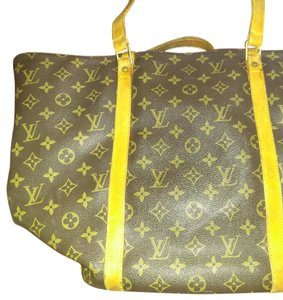 Louis Vuitton Tote in Beautiful Lv monogram in the brown gold