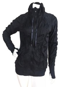 Lululemon 2-in-1 Reversible Ruched Cool Down Jacket