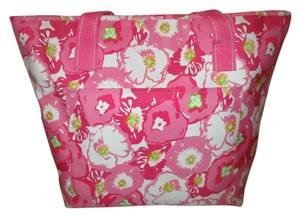 Lilly Pulitzer Large Tote in pink multi