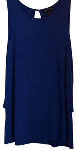 Banana Republic Top royal blue