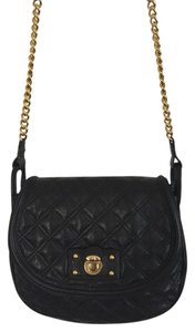 Marc Jacobs Quilted Cooper Leather Cross Body Bag
