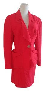 Thierry Mugler Blazer and Skirt