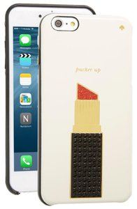 Kate Spade Kate Spade Lipstick 'Pucker Up ' iPhone 6/6s case