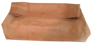 Marie Turner Lunch Tan Clutch