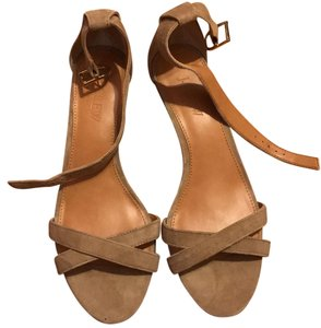 J.Crew Sandals Beige Wedges