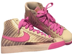 Nike Pink/Gold Athletic