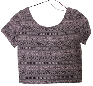 Divided by H&M T Shirt purple