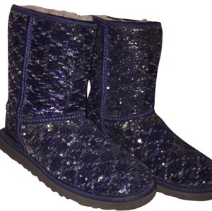 UGG Australia Blue/Silver Boots