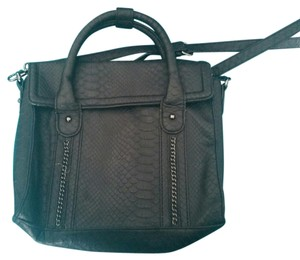 Sam & Libby Alligator & Cross Body Bag