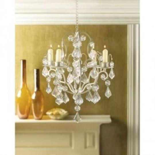 Preload https://img-static.tradesy.com/item/204744/ivory-5-vintage-chandeliers-sale-reception-decoration-0-0-540-540.jpg