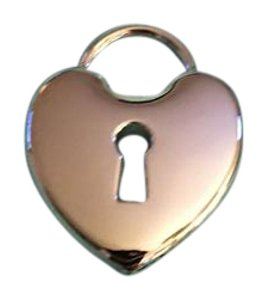 Tiffany & Co. Heart Lock