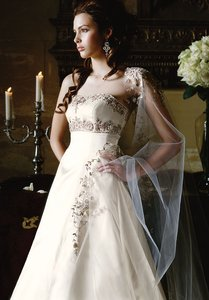 Lazaro Lazaro - From The Award Winning Spring 2004 Collection Wedding Dress