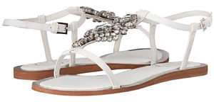 Ted Baker White Sandals
