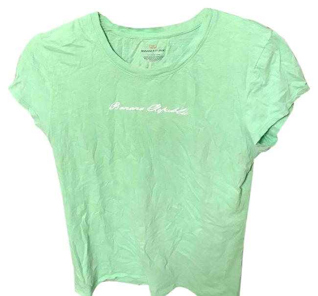 Item - Lime Green T-shirt Tee Shirt Size 16 (XL, Plus 0x)