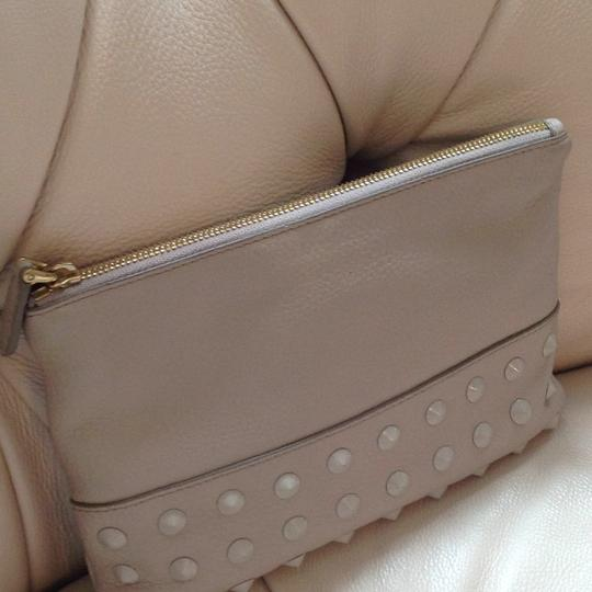 J.Crew Studded Leather Pouch Image 3