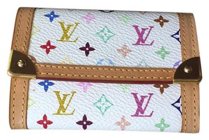 Louis Vuitton Murakami Multicolor Porte Monnaie
